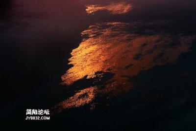 沱江河铺沙金