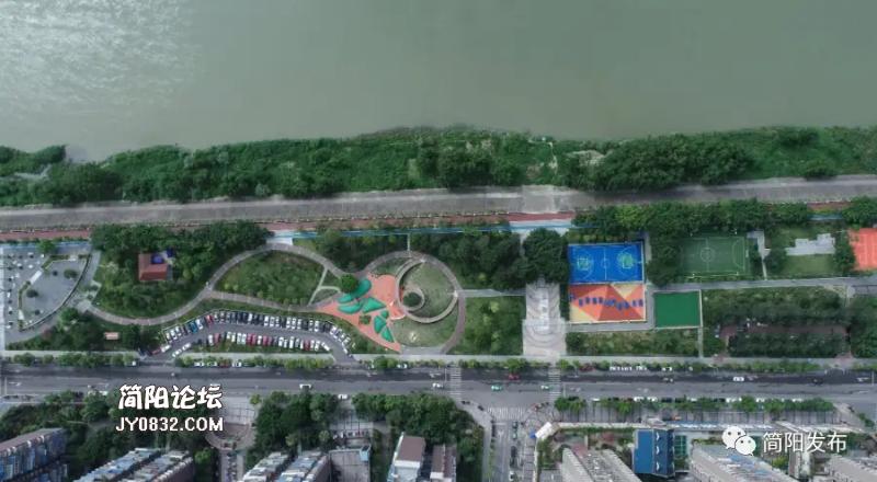 簡陽 一幅大美公園城市新畫卷將向世界展現