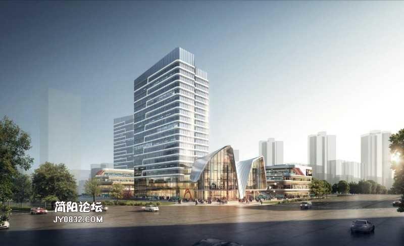 簡州新城引進首家洲際酒店項目