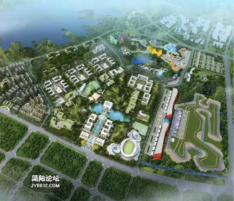 总占地6750亩,吉利成都铭泰方程时空港项目全解